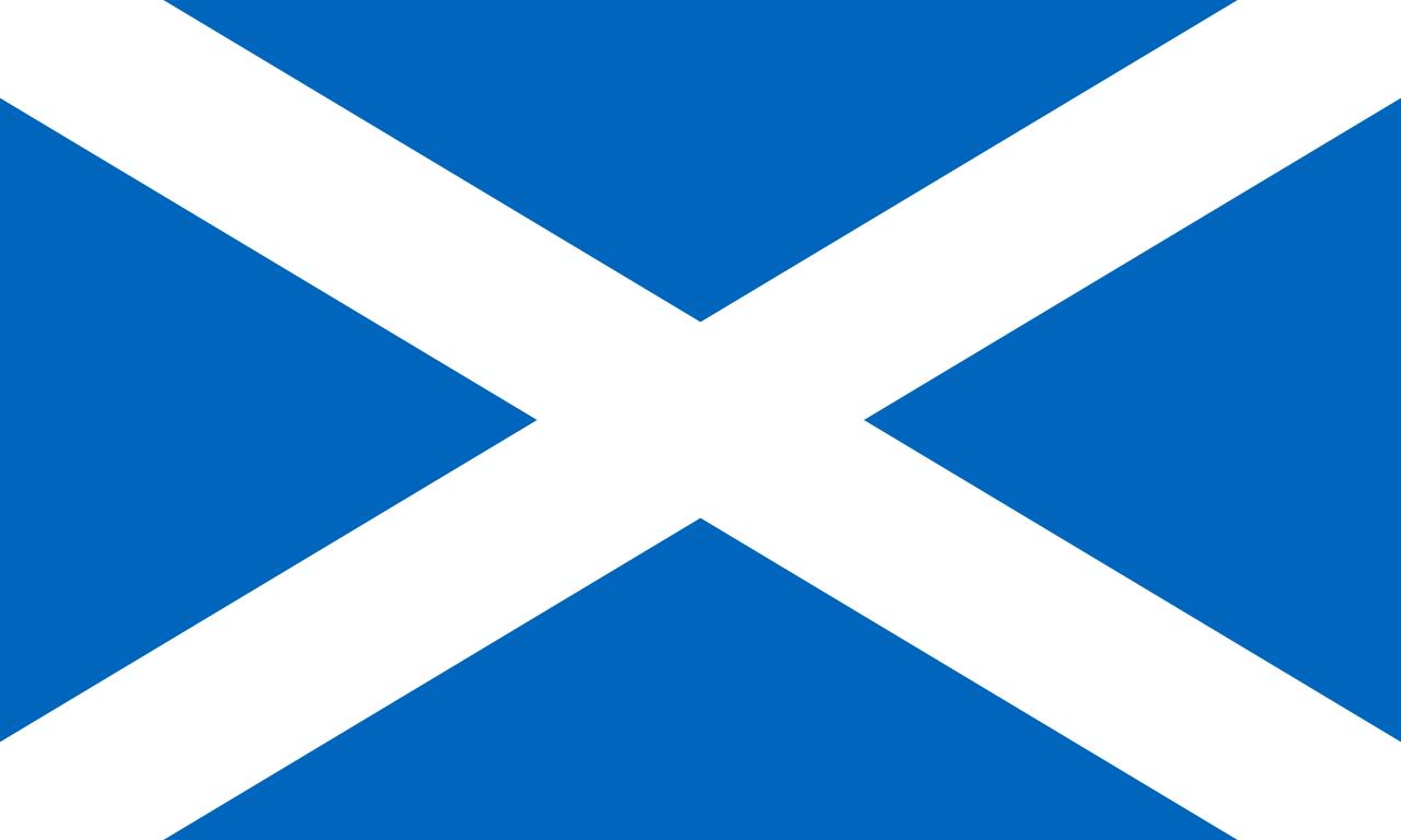 drapeau ecossais